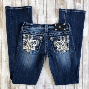 7314 Miss Me Boot Jeans Size 26
